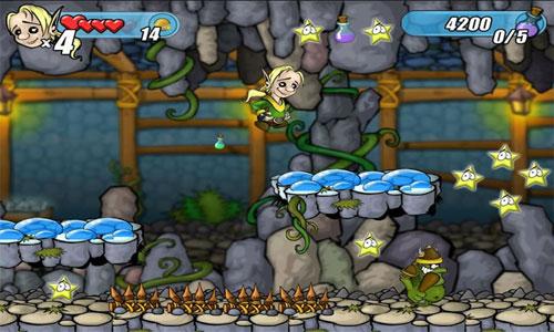 بازی دخترانه Elf - Crazy Adventures برای کامپیوتر